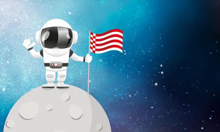 In Bremen hat das Raumfahrtjahr begonnen