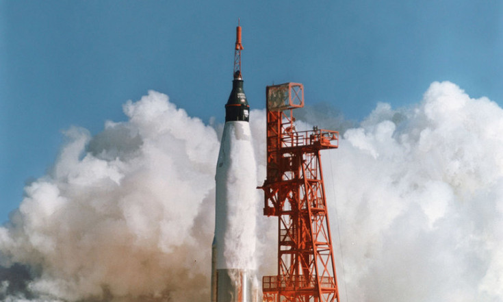 In Photos: How John Glenn Made History on 1st US Orbital Flight Mercury-Atlas 6