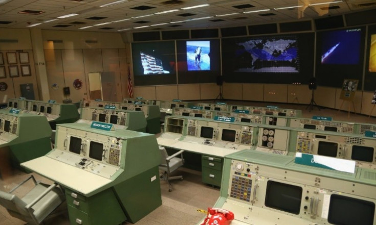 In search of donations: NASA`s famed Apollo Mission Control...