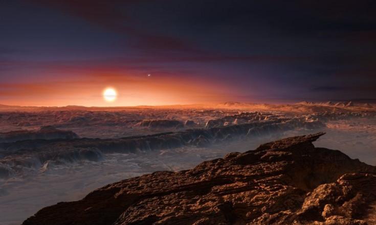 Interstellare Raumfahrt: Wie bremst man Sonden im All?