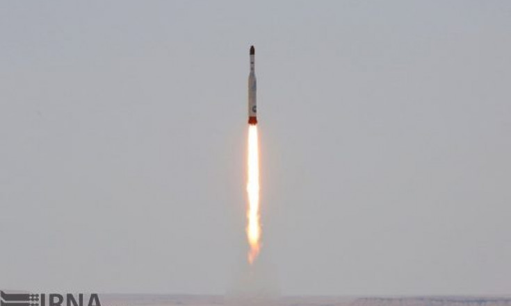 Iran Announces First Successful Simorgh Test Launch