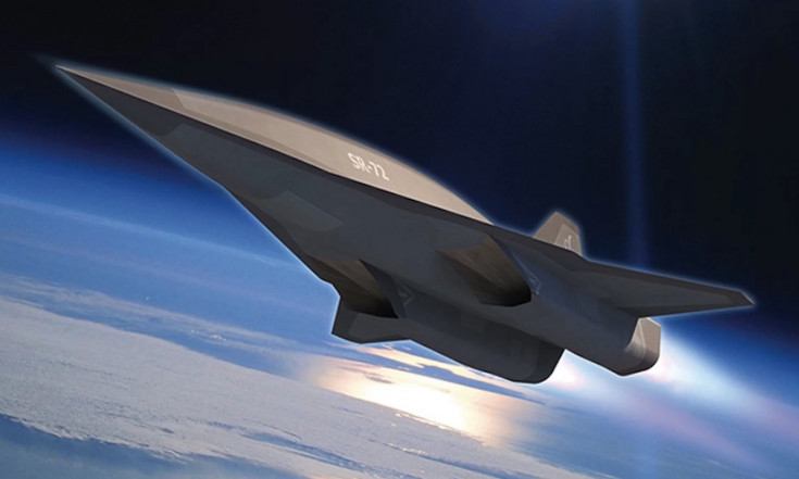 Is America`s Hypersonic Spy Plane Back and Better Than Ever?
