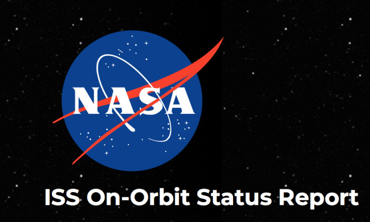 ISS On-Orbit Status Report