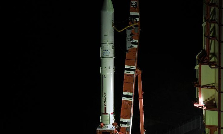 Japan's Third Epsilon Rocket to Launch ASNARO-2 Radar Satellite – Spaceflight101