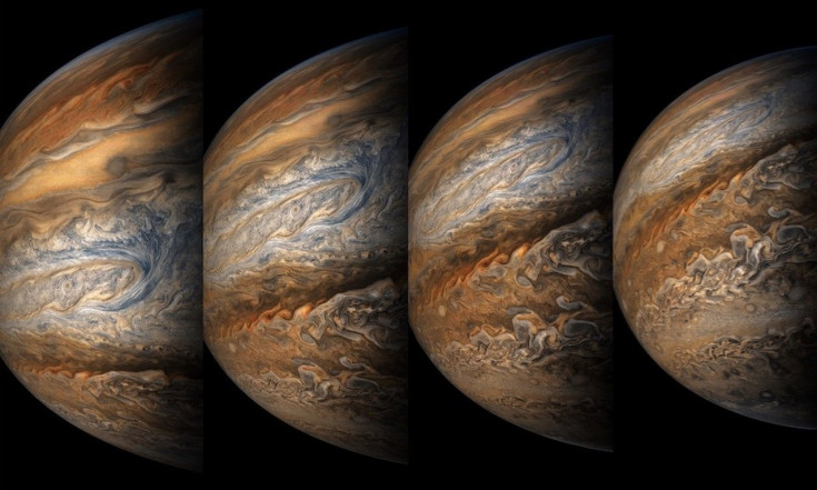 Jaw-Dropping Jupiter: Juno Probe Snaps Dramatic Up-Close Views...