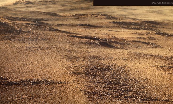 @jpmajor: View from NASA`s #Opportunity...