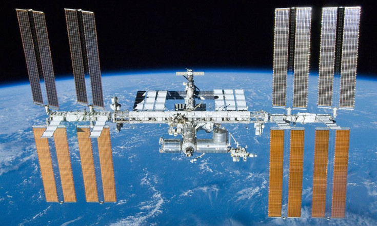 Just Like Home: Space Station Has Same Microbes As Your House