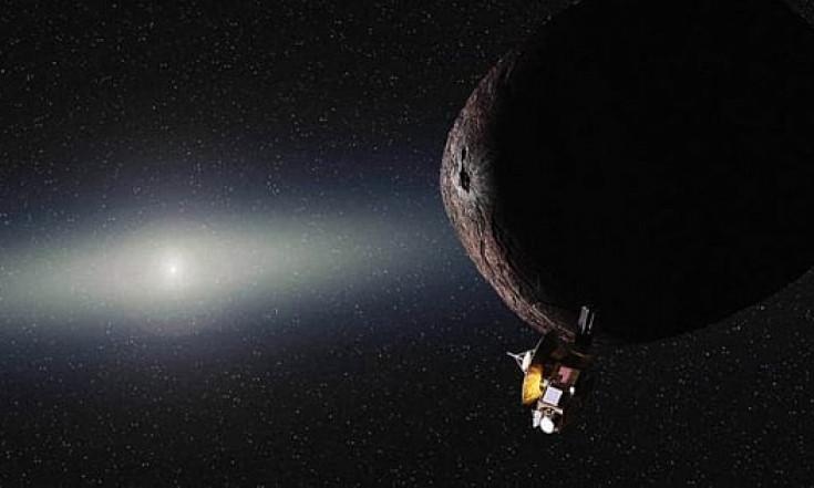 Kuipergürtel: Pluto-Raumsonde New Horizons bereit für neue...