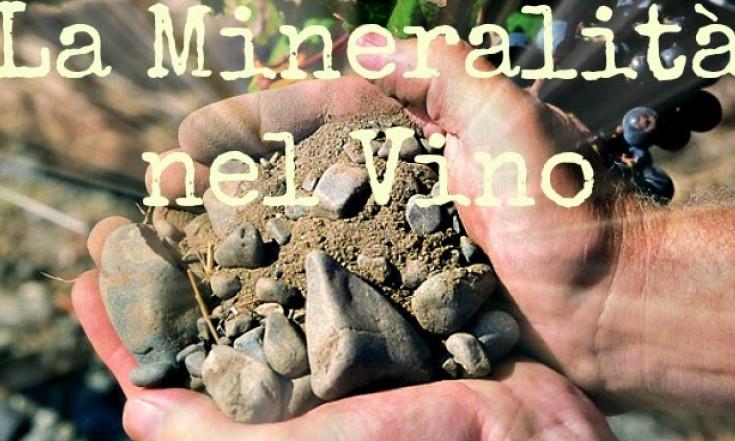 La Mineralità del Vino