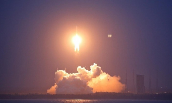 Langer Marsch 5: Fehlstart für Chinas leistungsstärkste Rakete