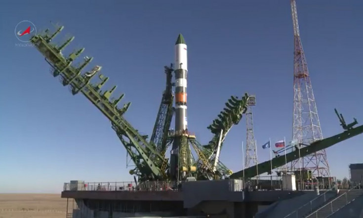 Launch of Russian Cargo Mission Scrubbed
