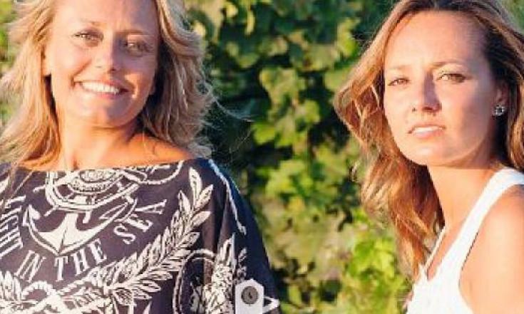 """Le sorelle del vino che nutrono le viti """"di sole e d`azzurro"""""""