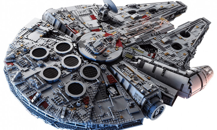 Lego Unveils Epic New Star Wars Millennium Falcon Set, Its...
