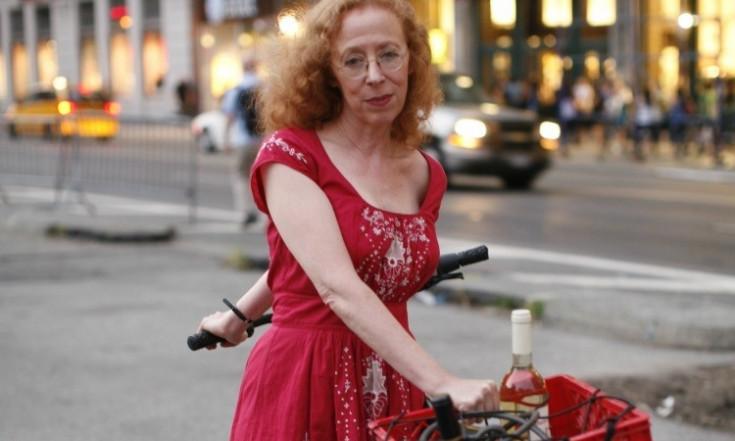 Les Inrocks - Rencontre avec Alice Feiring, la papesse du vin...