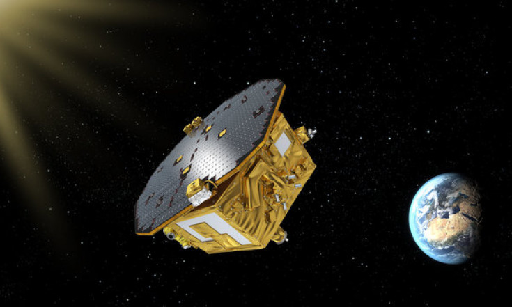 LISA Pathfinder wins American Astronautical Society award