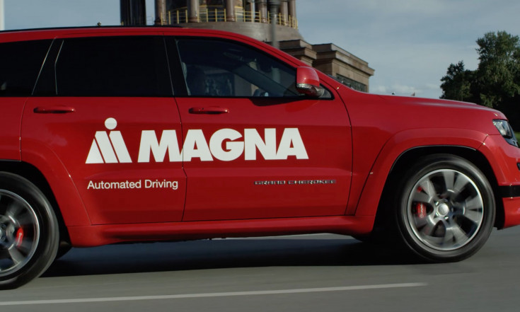 Magna`s new MAX4 self-driving platform offers autonomy up to Level 4