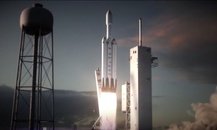 `Major Pucker Factor`: Will SpaceX`s Falcon Heavy Ace Its...
