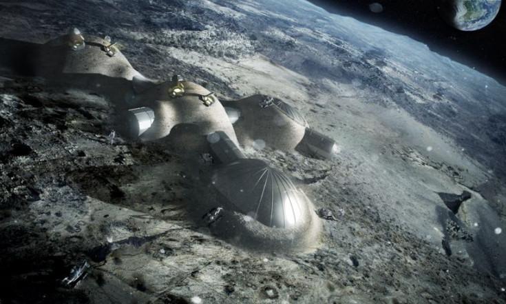 MaMBA: Wohnen auf Mars und Mond
