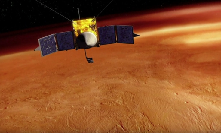 MAVEN: NASA`s Orbiter Mission to Mars - Mission Details