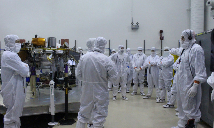 Meet the Next Mars Lander: Getting Insight on NASA`s InSight
