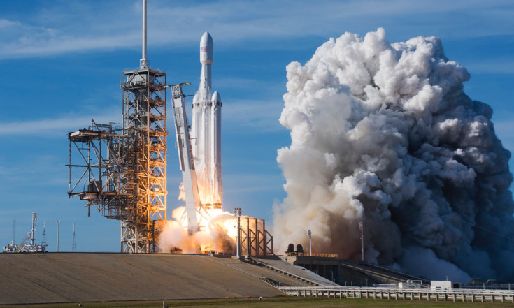 Military certification the next big test for Falcon Heavy - SpaceNews.com