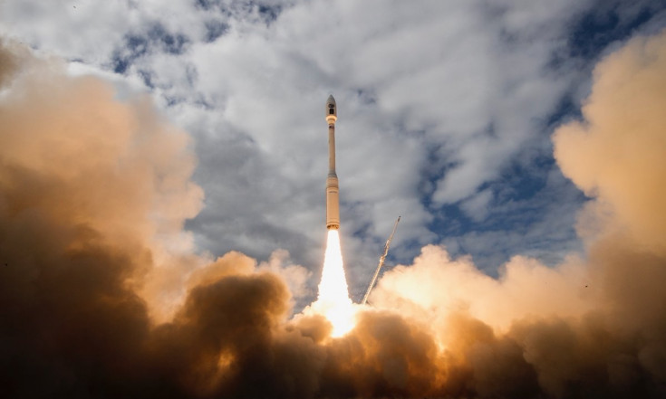 Minotaur-C Rocket Launches Ten Commercial Earth Observation Satellites
