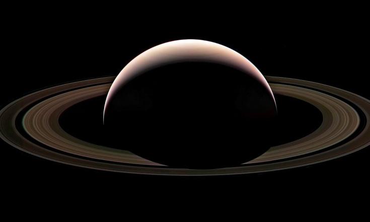 Mit diesen Bildern nimmt Cassini gerade Abschied - Abenteuer...