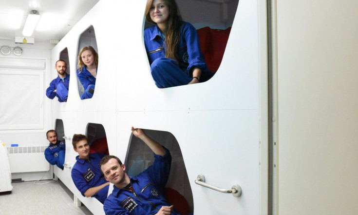 Mock Astronauts Complete Simulated Moon Base Mission