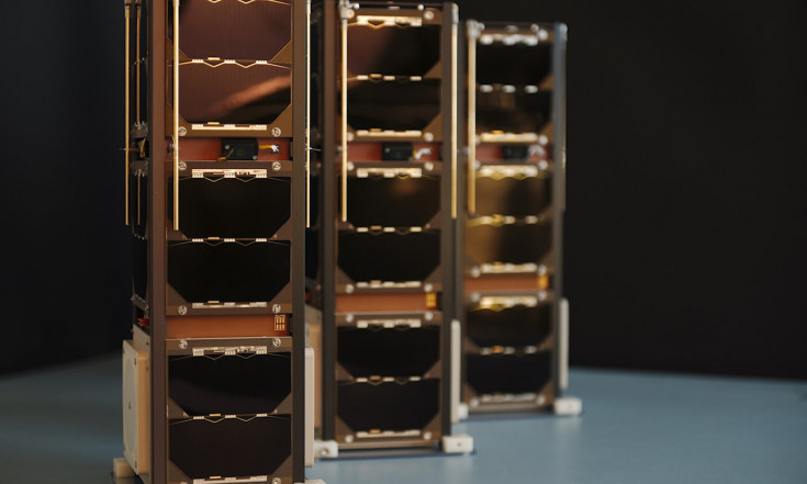 Nanosatellite Beams Smartphone Voice Call for First Time