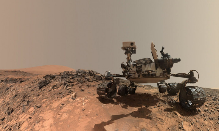 NASA Has Big Plans for AI on Mars and Beyond