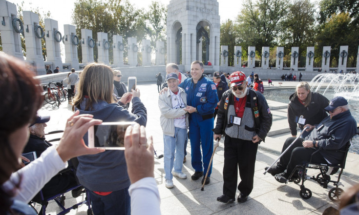 NASA Honors History of Veterans in Space Program