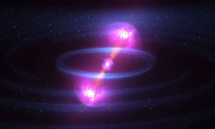 NASA Missions Catch First Light from a Gravitational-Wave Event