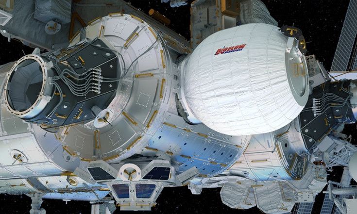 NASA plans to extend expandable module`s stay on space station - SpaceNews.com