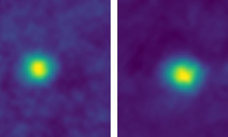 NASA-Sonde bricht Distanzrekord mit einem Foto