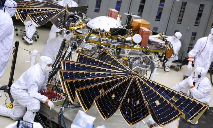 NASA`s Next Mars Lander Passes Key Test Ahead of May Launch