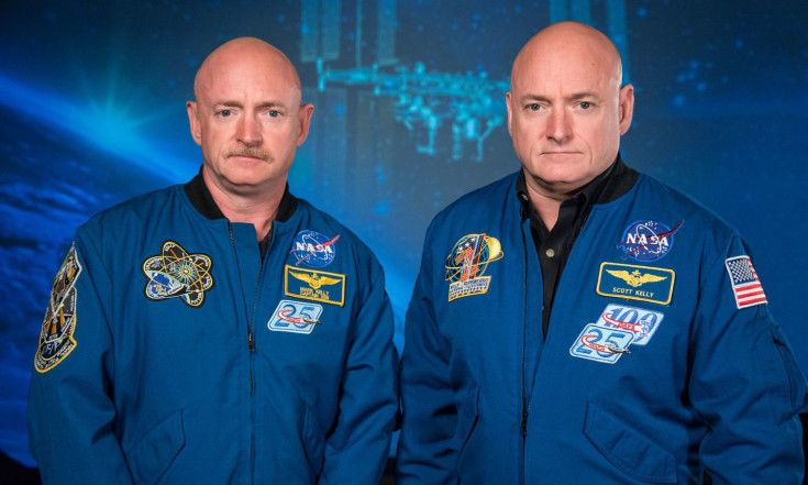 NASA`s Astronaut Twins Study Shows How Spaceflight Changes Gene Expression