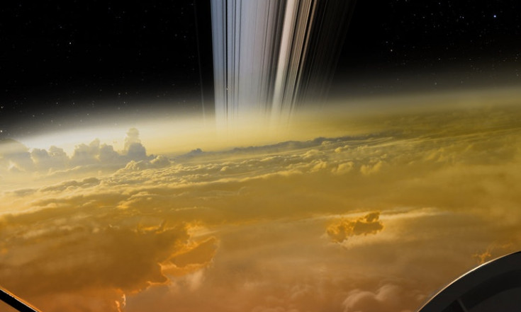 NASA`s Cassini Mission to Saturn: By the Numbers