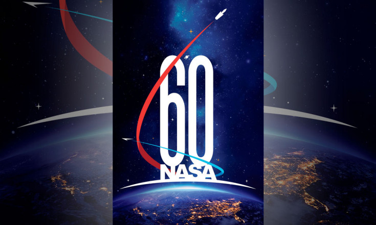 NASA`s new 60th anniversary logo depicts `historic past and inspiring future` | collectSPACE