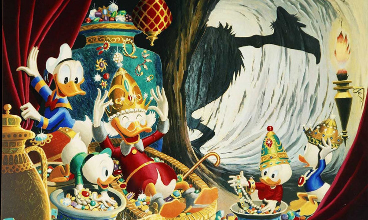 New DuckTales` intro pays homage to Scrooge McDuck`s creator