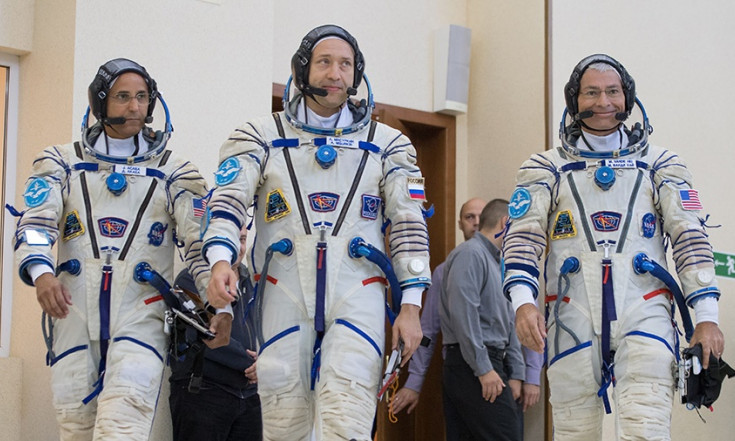 New Exercise Tech, DNA Studies on Station as New Crew Preps for...