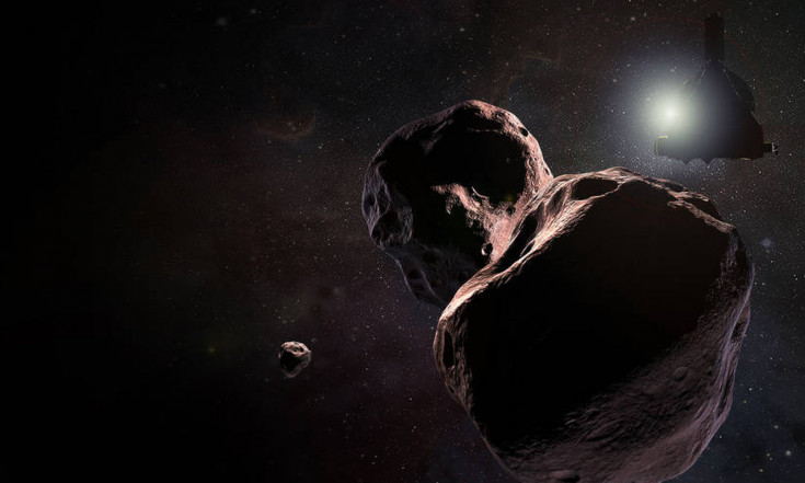 New Horizons` Epic Second Flyby Is Less Than a Year Away
