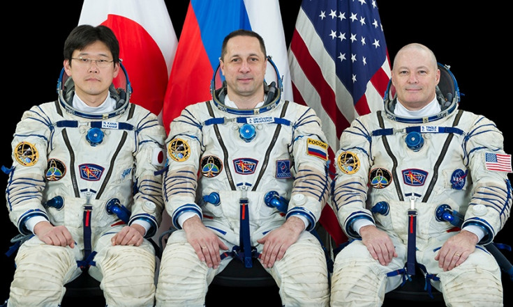 Next Crew in Russia as Station Preps for Cargo Missions