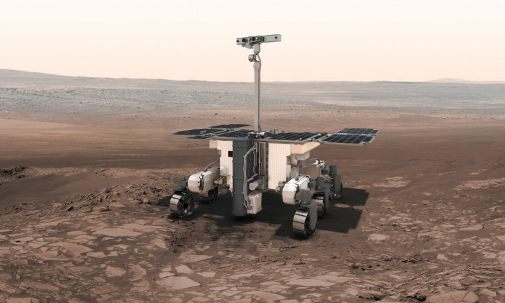 Next-Gen Mars Rover Will Explore Potentially Habitable Regions...