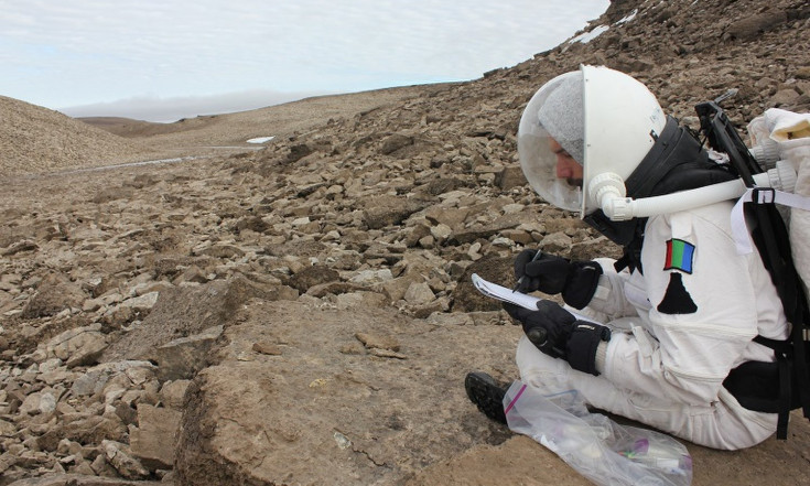 Notes from Mars 160: Why on `Mars` Are We Doing This?