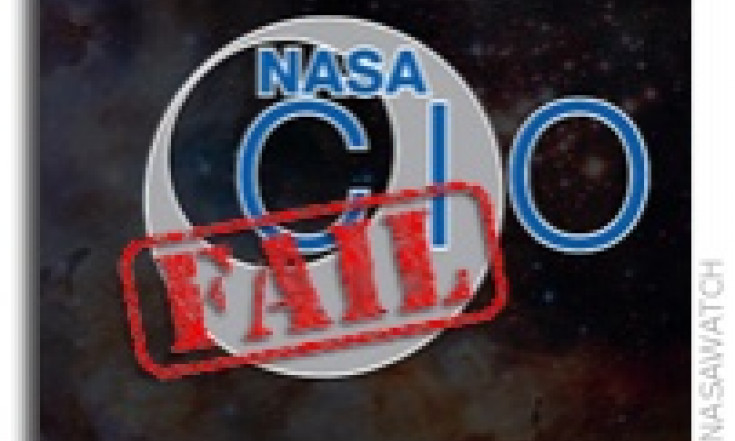 OIG: NASA Chief Information Officer Is Doing A Crappy Job