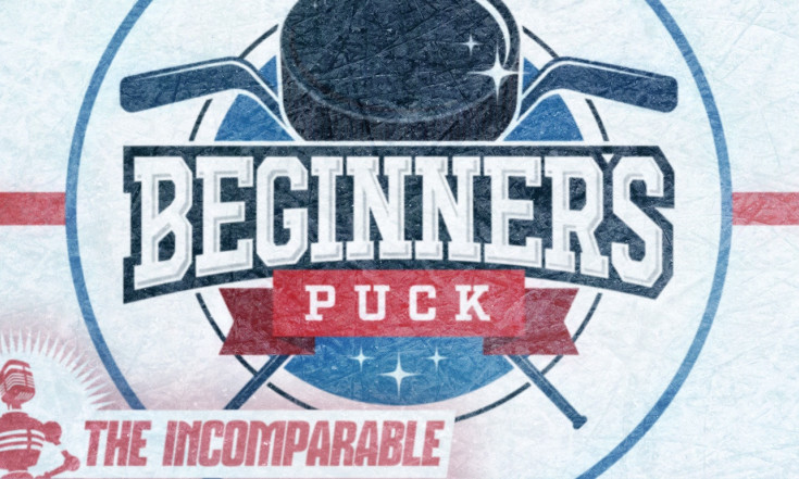#OldHockey (Beginner`s Puck 3)