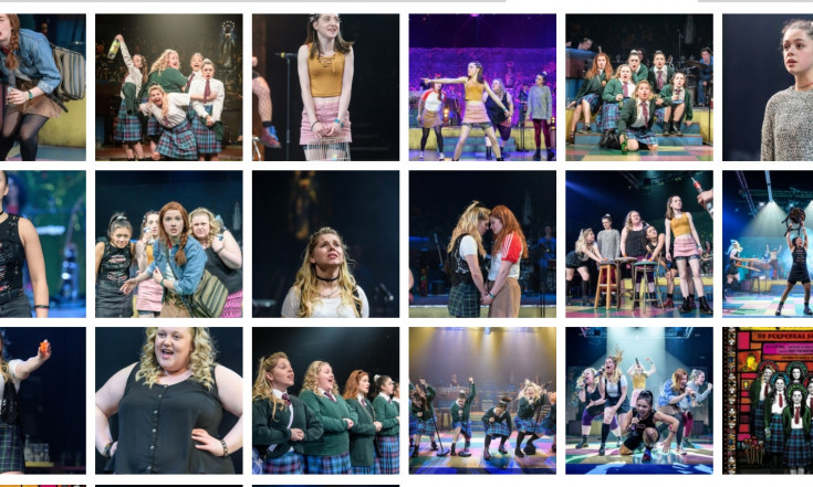 PHOTOS: Full gallery of production photography