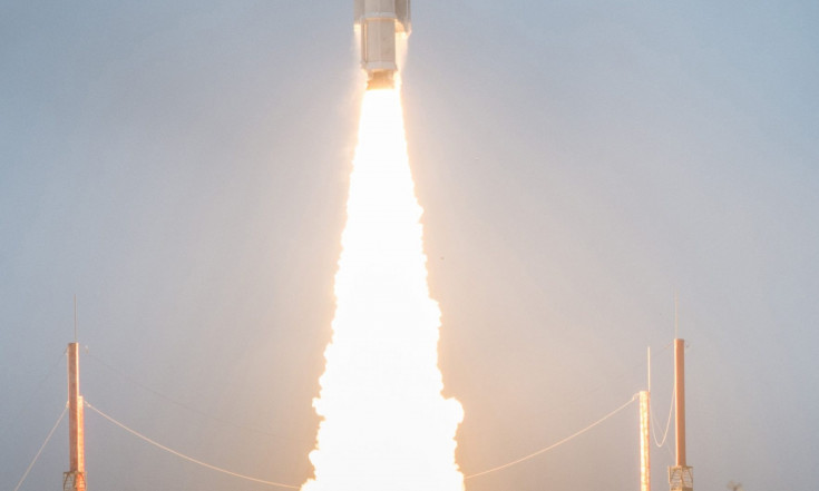 Photos: Ariane 5 Blasts Off with Four Galileo Navigation Satellites