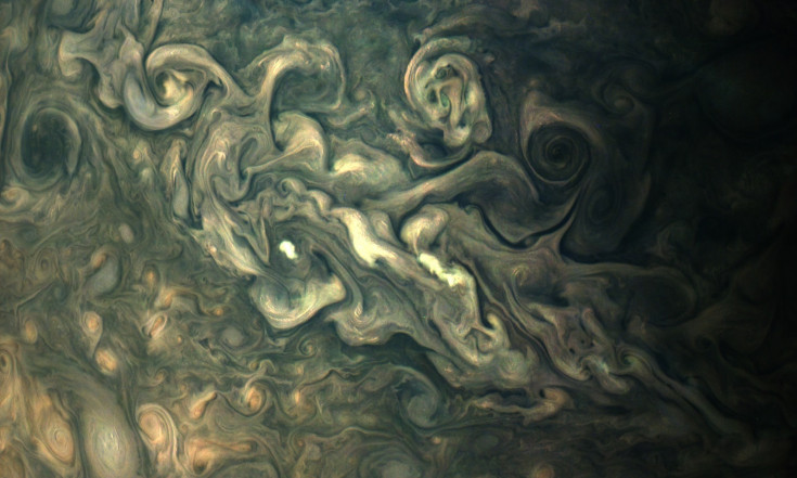 Photos from Juno`s Seventh Science Flyby of Jupiter