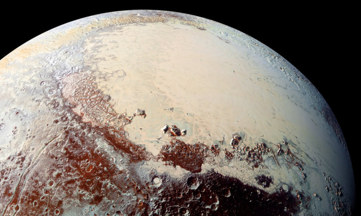 Pluto May Have a Gooey Carbon Layer Beneath Its Crust